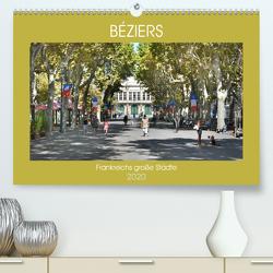 Frankreichs große Städte – Béziers (Premium, hochwertiger DIN A2 Wandkalender 2020, Kunstdruck in Hochglanz) von Bartruff,  Thomas