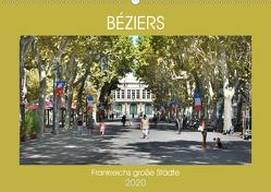 Frankreichs große Städte – Béziers (Wandkalender 2020 DIN A2 quer) von Bartruff,  Thomas