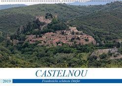 Frankreichs schönste Dörfer – Castelnou (Wandkalender 2019 DIN A2 quer) von Bartruff,  Thomas