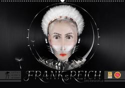 FRANKsREICH dreamworld 2020 (Wandkalender 2020 DIN A2 quer) von Melech,  Frank