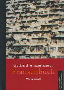 Fransenbuch von Amanshauser,  Gerhard