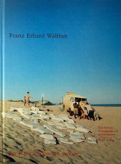 Franz Erhard Walther – Das Haus in dem ich wohne von Lingner,  Michael