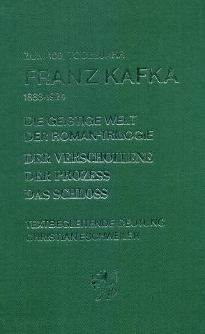 Franz Kafka von Eschweiler,  Christian