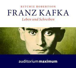 Franz Kafka von Billen,  Josef, Robertson,  Ritchie