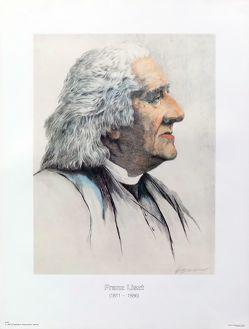 Franz Liszt von Henze
