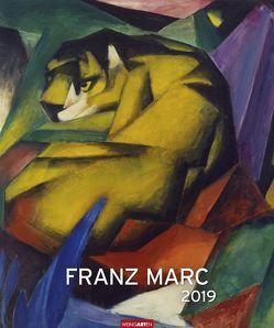 Franz Marc – Kalender 2019 von Weingarten