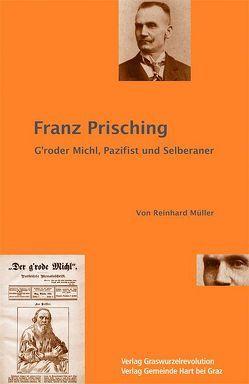 Franz Prisching von Müller,  Reinhard