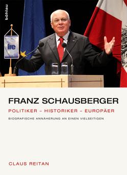 Franz Schausberger von Reitan,  Claus