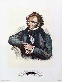 Franz Schubert von Anonymus