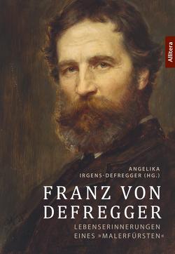 Franz von Defregger von Irgens-Defregger,  Angelika