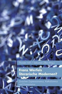 Franz Werfels literarische Modernen? von Voß,  Thorsten, Zilles,  Sebastian
