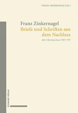 Franz Zinkernagel von Hieronymus,  Frank