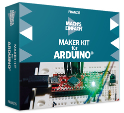 Franzis Arduino Maker Kit von Immler,  Christian