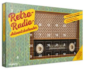 Franzis Retro Radio Adventskalender 2019 von Kainka,  Burkhard