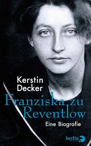 Franziska zu Reventlow von Decker,  Kerstin