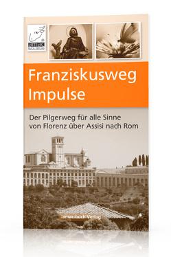 Franziskusweg Impulse von Ochsenkühn,  Anton, Ochsenkühn,  Simone