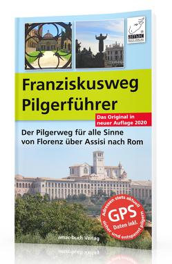 Franziskusweg Pilgerführer von Ochsenkühn,  Simone