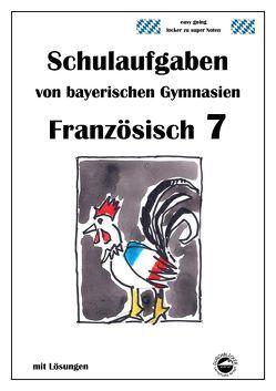 Französisch 7 (Découvertes) Schulaufgaben von bayerischen Gymnasien von Arndt,  Monika, Schmid,  Heinrich