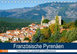 Französische Pyrenäen (Tischkalender 2020 DIN A5 quer) von Voigt,  Tanja
