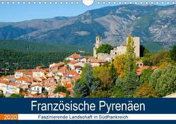 Französische Pyrenäen (Wandkalender 2020 DIN A4 quer) von Voigt,  Tanja