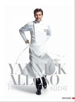 Französische Küche von Alleno,  Yannick