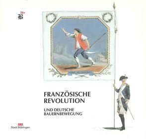 Französische Revolution von Scholz,  Günter, Vogelgsang,  Alexander
