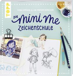 Frau Annika und ihr Papierfräulein: Die Mini-me Zeichenschule von Frau Annika