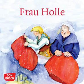 Frau Holle von Grimm,  Brüder, Lefin,  Petra