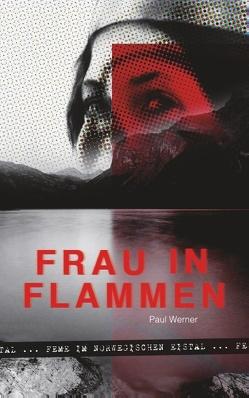 Frau in Flammen von Werner,  Paul