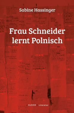 Frau Schneider lernt Polnisch von Hassinger,  Sabine