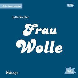 Frau Wolle und der Duft der Schokolade von Richter,  Jutta