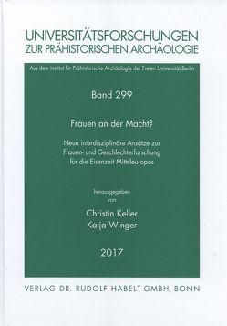 Frauen an der Macht? von Keller,  Christian, Winger,  Katja