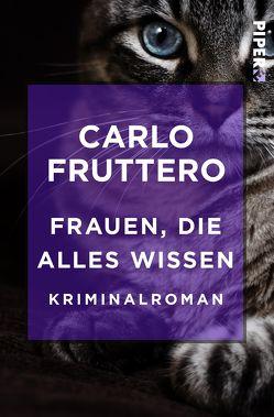 Frauen, die alles wissen von Fruttero,  Carlo, Ruby,  Luis