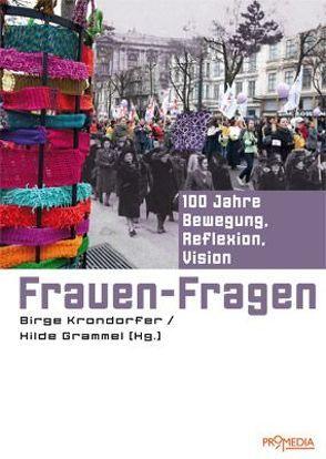 Frauen-Fragen von Grammel,  Hilde, Krondorfer,  Birge