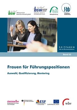 Frauen für Führungspositionen von Loebe,  Herbert, Severing,  Eckart