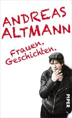 Frauen.Geschichten. von Altmann,  Andreas