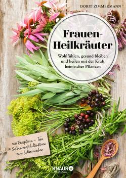 Frauen-Heilkräuter von Zimmermann,  Dorit