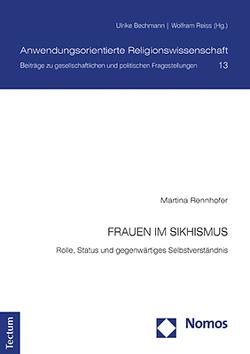 Frauen im Sikhismus von Rennhofer,  Martina