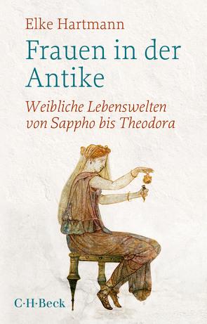 Frauen in der Antike von Hartmann,  Elke