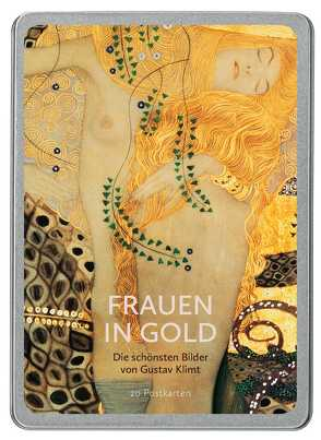 frauen in gold von die sch nsten bilder von gustav klimt. Black Bedroom Furniture Sets. Home Design Ideas