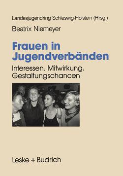 Frauen in Jugendverbänden von Niemeyer,  Beatrix