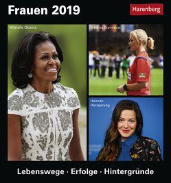 Frauen – Kalender 2019 von Harenberg, Issel,  Ulrike