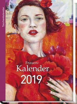 Frauen-Kalender 2019 von Frauenwerk Stein e.V.