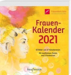 Frauen-Kalender 2021 von e.V.,  Frauenwerk Stein