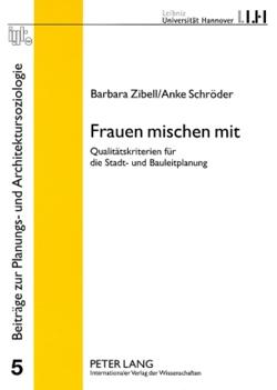 Frauen mischen mit von Schröder,  Anke, Zibell,  Barbara