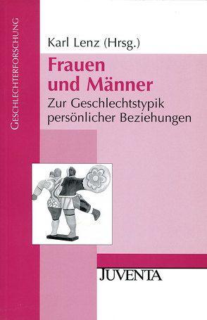 Frauen und Männer von Lenz,  Karl