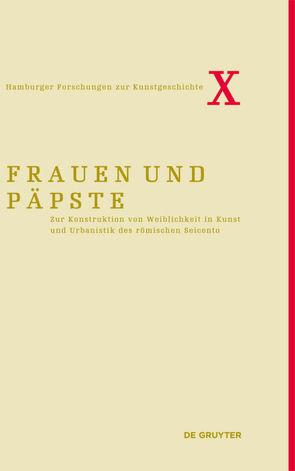 Frauen und Päpste von Leuschner,  Eckhard, Wenderholm,  Iris