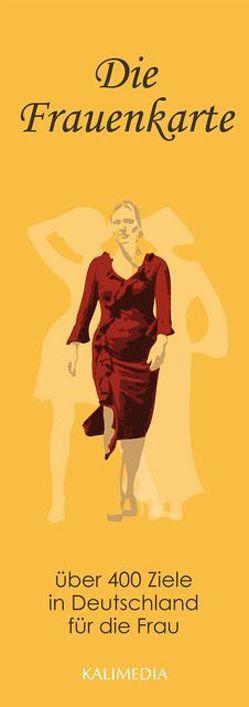 Frauenkarte Deutschland von Hormes,  Stephan, Peust,  Silke