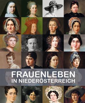 Frauenleben in Niederösterreich – Ausnahmefrauen (Christa Hauer, Hildegard Joos, Susanne Wenger) von Vavra,  Elisabeth