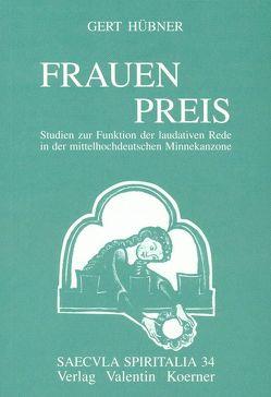 Frauenpreis von Hübner,  Gert